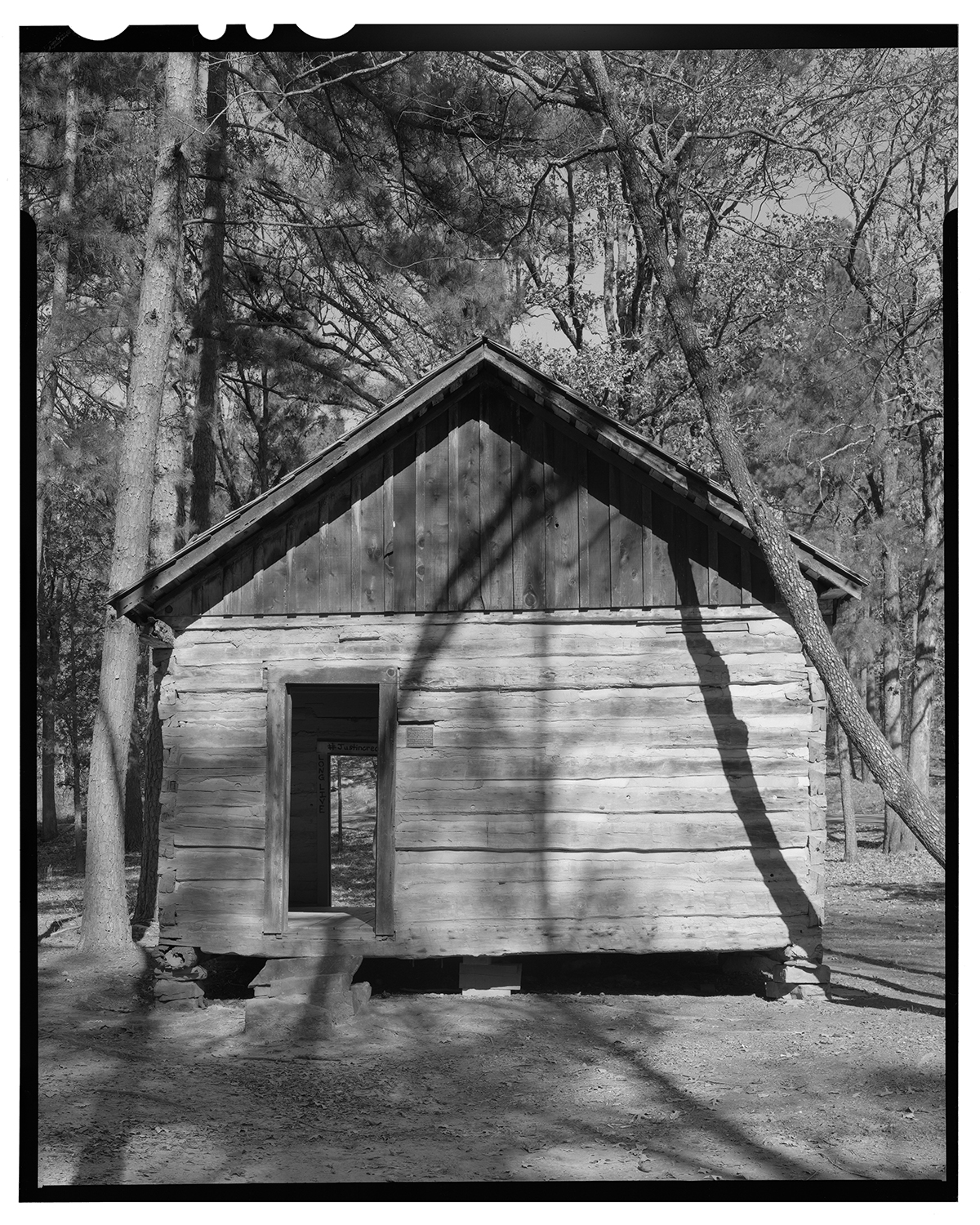 Log Cabin of John Christian Heilman