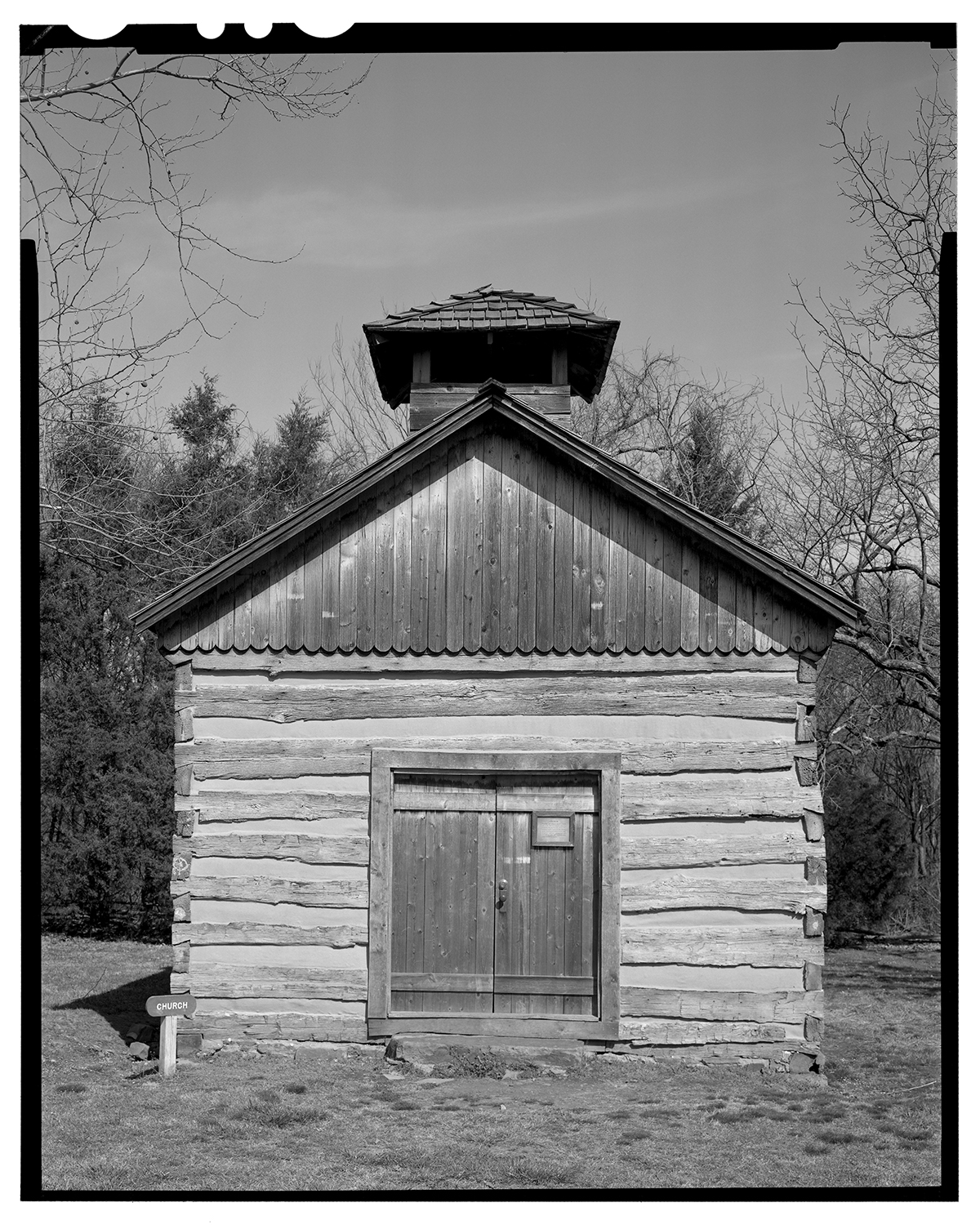 Log Cabin Church