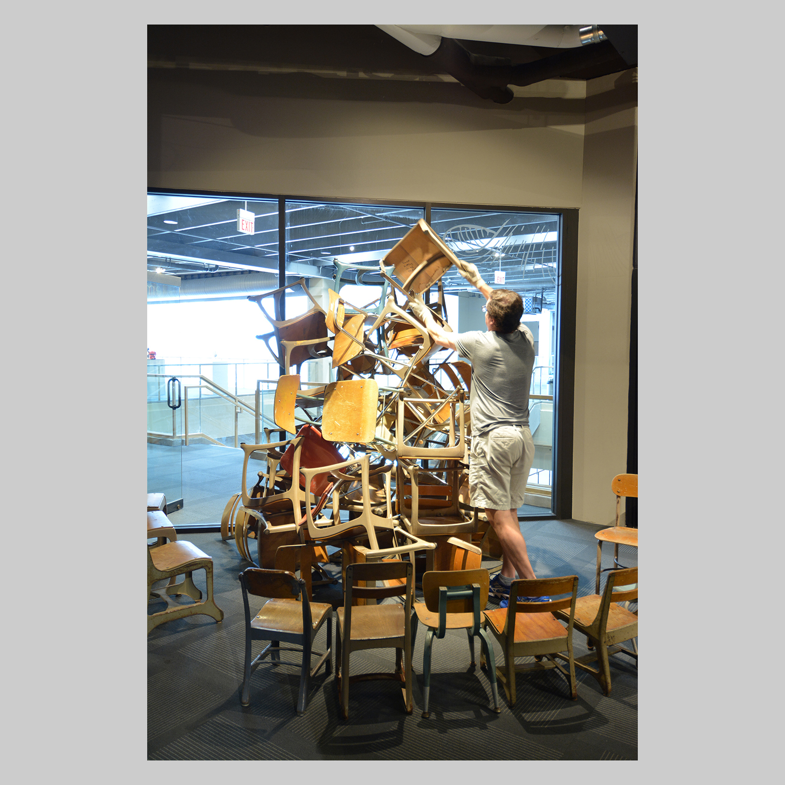 Performance – Stacking School Chairs